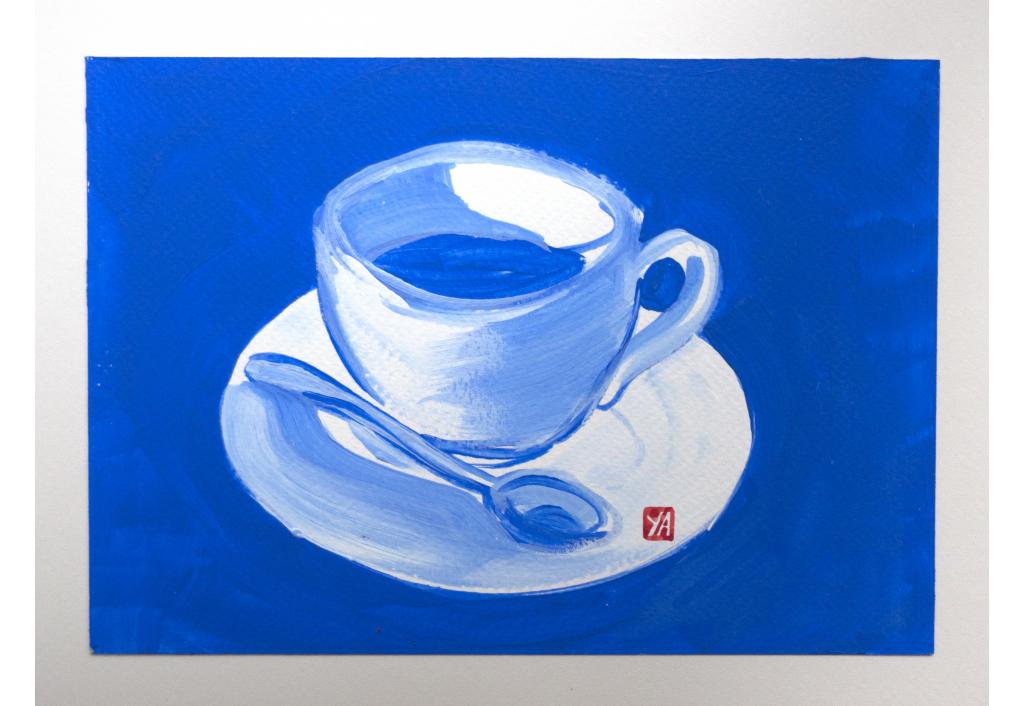 petit routine café