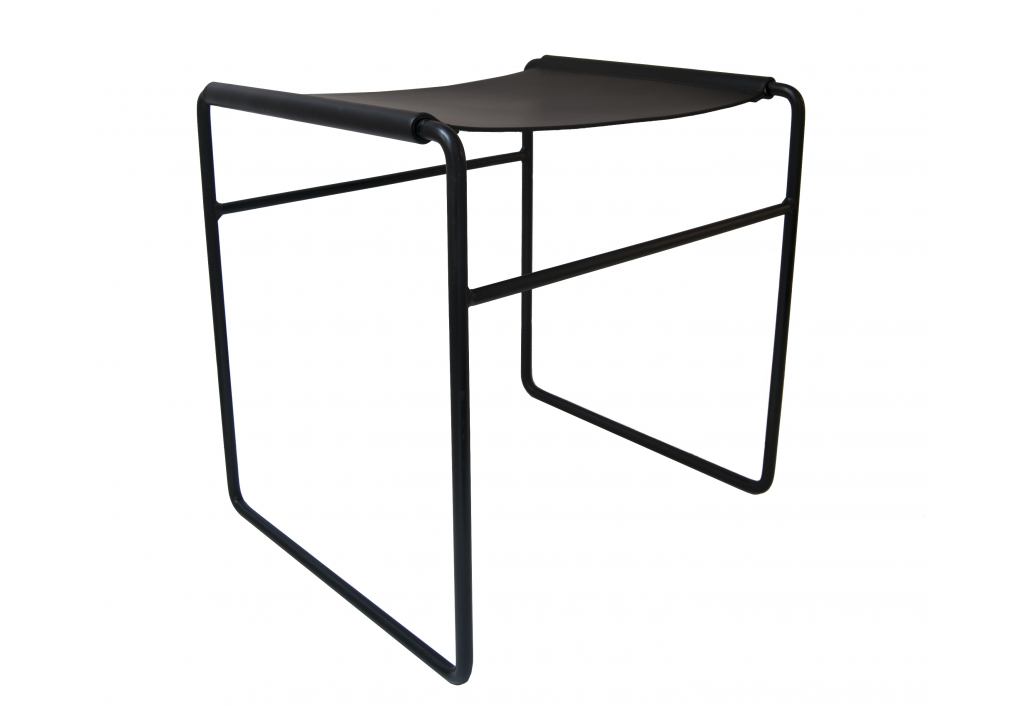 Simple - Stool Black