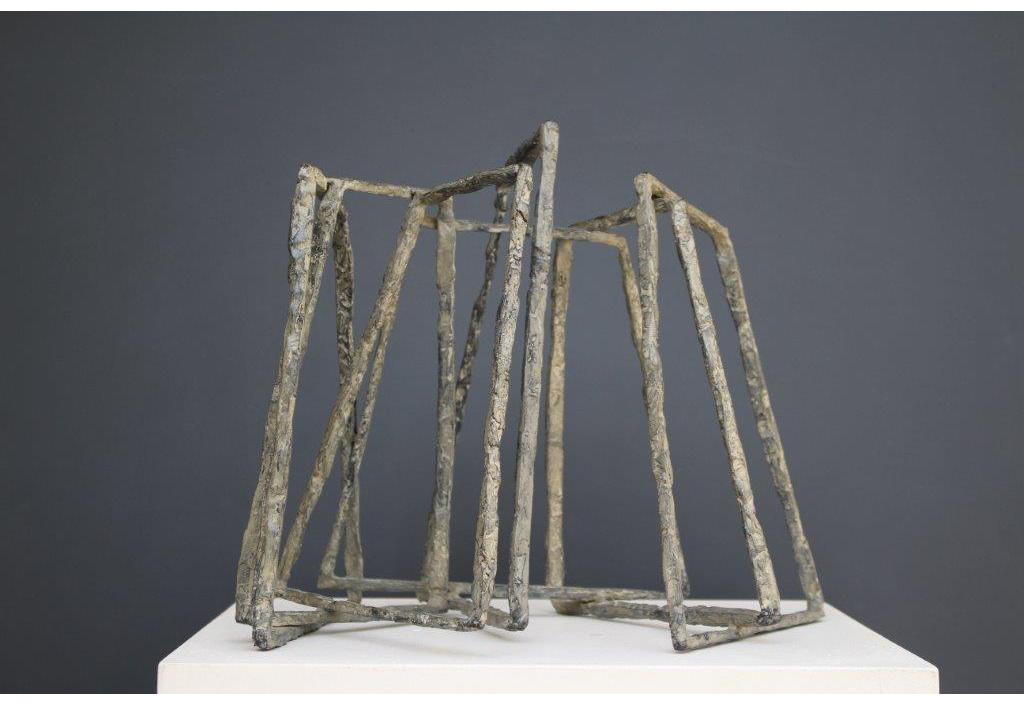 Une sculpture de Delphine Brabant sur Zeuxis