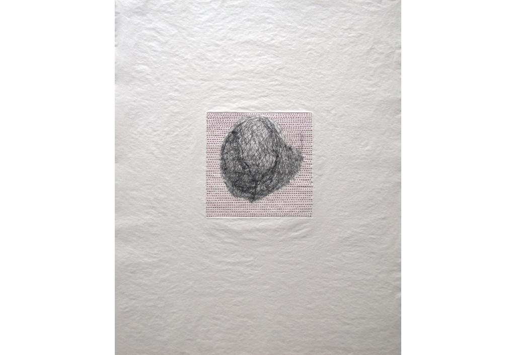Une oeuvre d'Emmanuelle Abernot sur Zeuxis