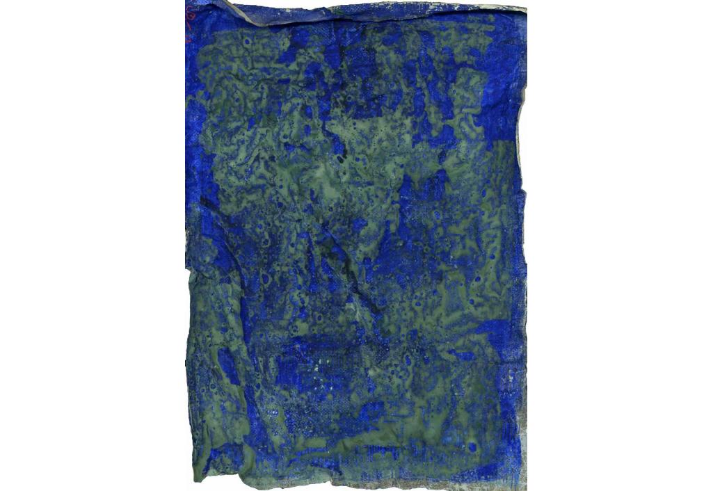 Série Fragments de mer, Cobalt