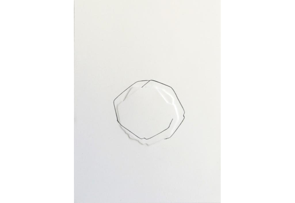 Brise 10 Oeuvre sur Papier Marine Vu Zeuxis