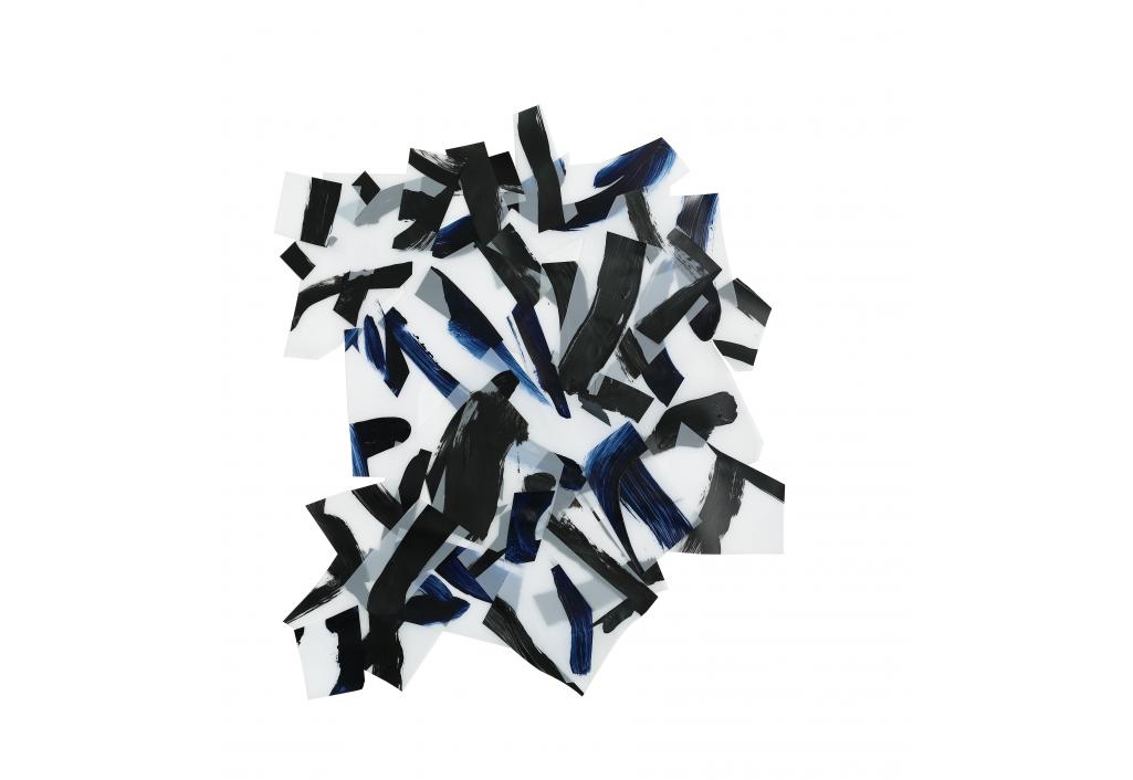 Afflux bleu-noir