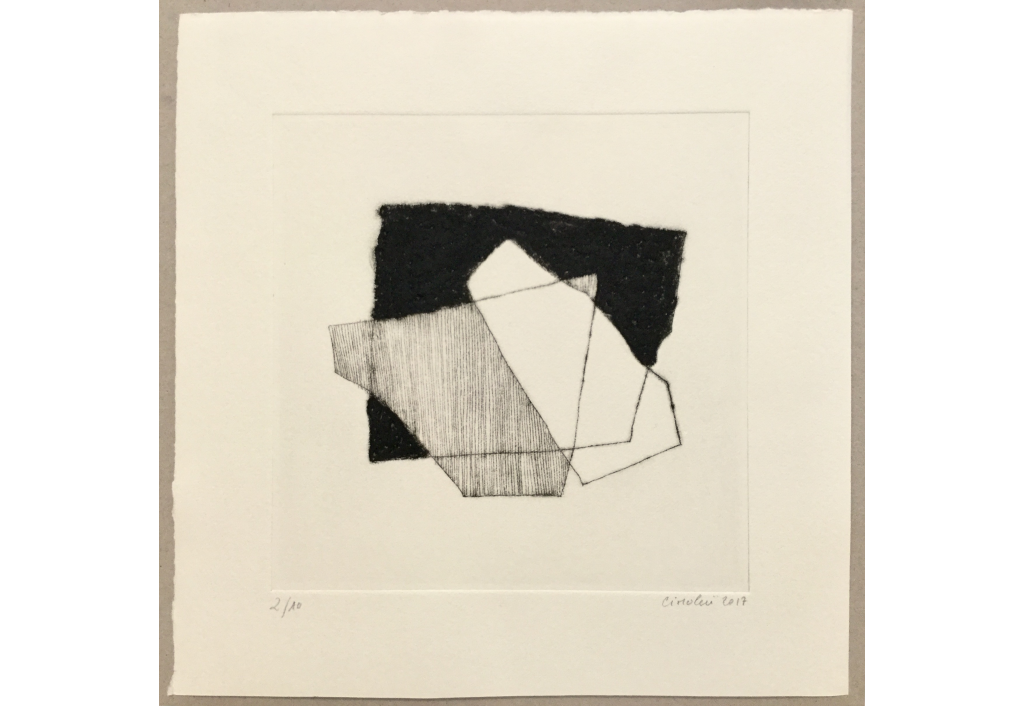 FHC6 Works on paper Frédéric Heurlier Cimolai Zeuxis