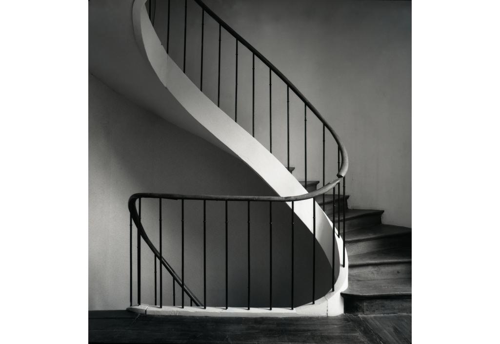 Escalier Photograph Bertrand Clech Zeuxis
