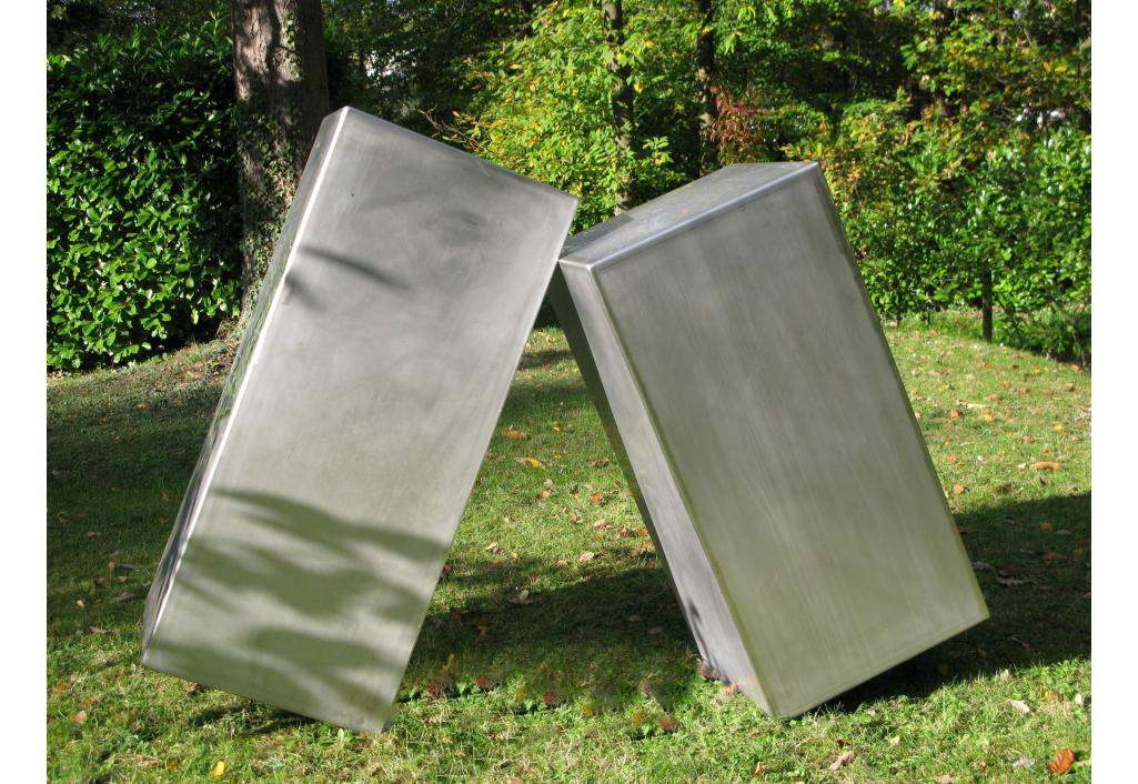 Toi et moi Sculpture Tatjana Labossière Zeuxis