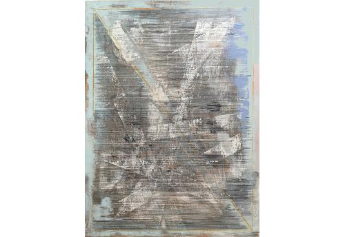 Une peinture d'Hanna ten Doornkaat sur Zeuxis - PI048 © Emily Almond Barr