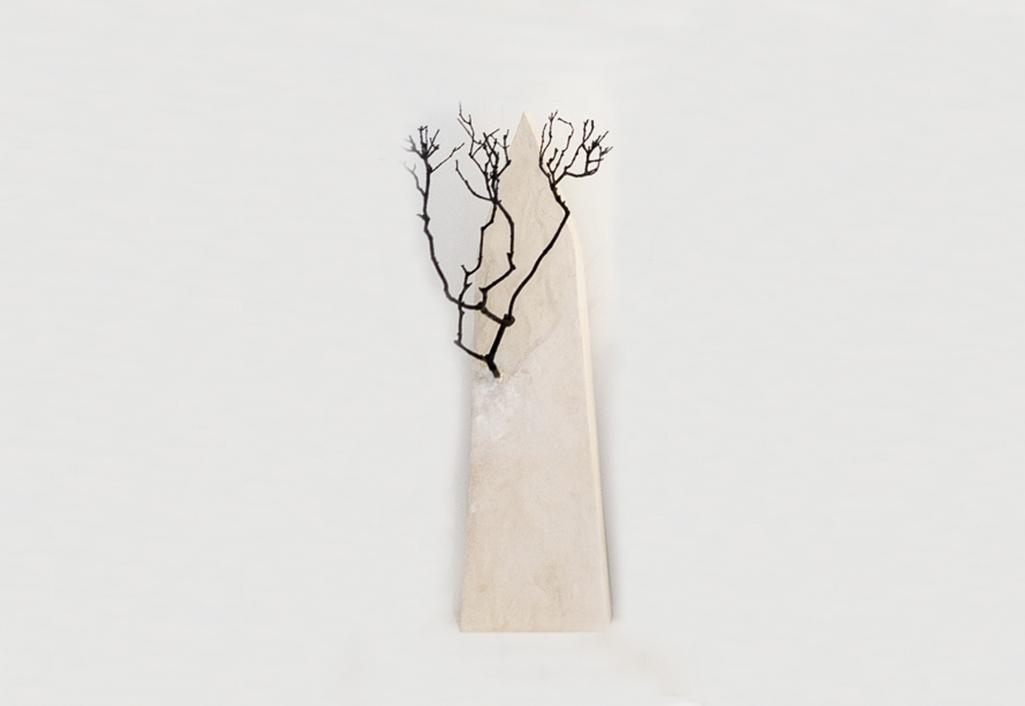 Sculpture Nadine de Garam Zeuxis