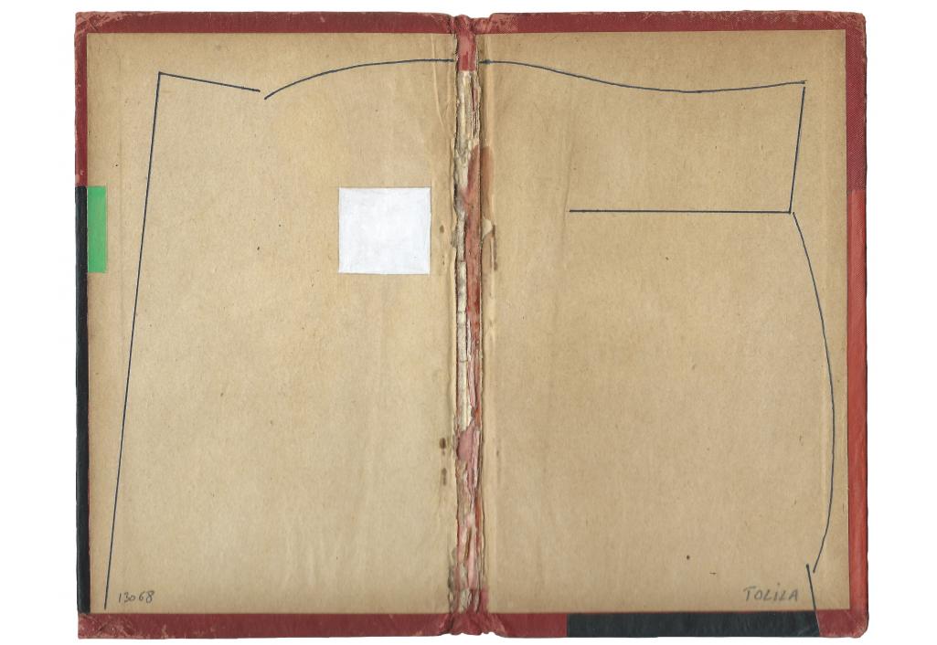 Livre ouvert 13068