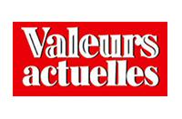 Magazine presse : Valeurs actuelles - Zeuxis