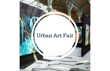 Ouverture de l'Urban Art Fair 2017