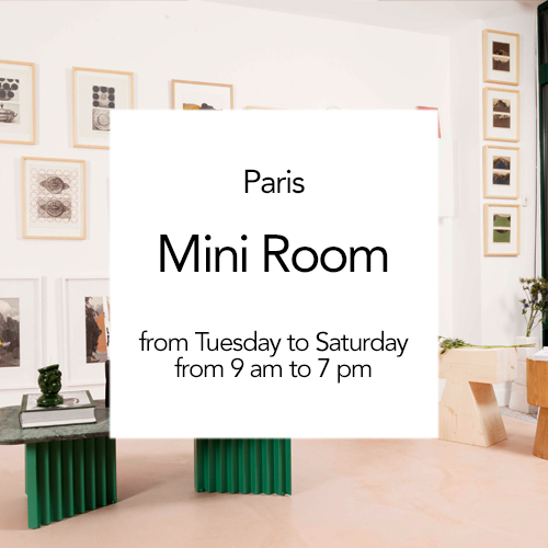 Mini Art room Paris - Amelie with Zeuxis