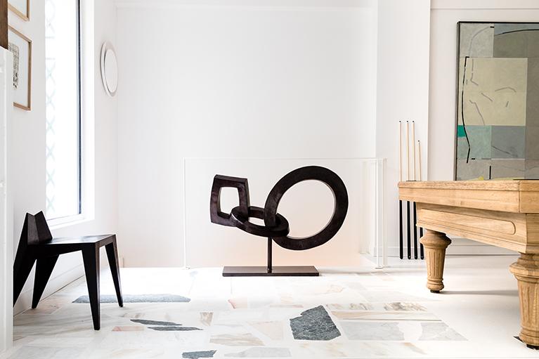 Présentation de l'art room Zeuxis